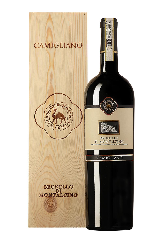 Brunello di Montalcino DOCG 3,0 Lt Magnum - Camigliano